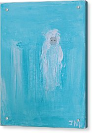 Angel Baby Acrylic Print