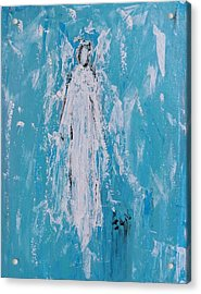 Angel For Grievance Acrylic Print