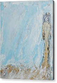 Angel For The New Year Acrylic Print