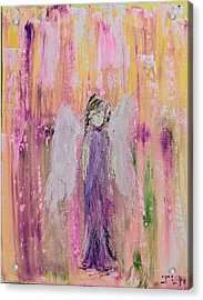 Angel In  Paradise Acrylic Print