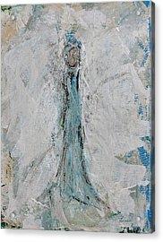 Angel Of Faith Acrylic Print
