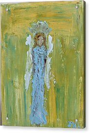Angel Of Vision Acrylic Print