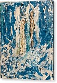 Angelic Angels Acrylic Print