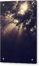 Angels Called Home Acrylic Print