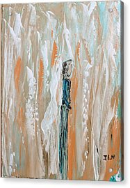 Angels In The Midst Of Every Day Life Acrylic Print