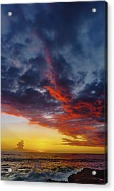 Another Colorful Sky Acrylic Print