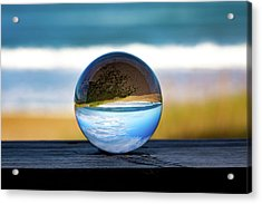 Another Look Through The Lens Acrylic Print