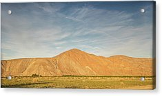 Anza Borrego Sunset Acrylic Print