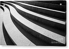 Architectural Design Of Stairs Acrylic Print