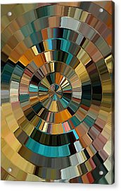 Arizona Prism Acrylic Print