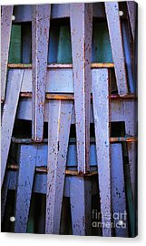 Art School #3529 Acrylic Print