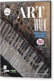 Artwalk Art Show Scottsdale  Acrylic Print