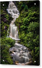 Assaranca Waterfall Acrylic Print