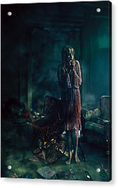 At Night Acrylic Print