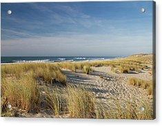 Atlantic Coast And Cap Ferret Acrylic Print