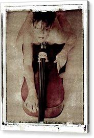 Atoneness Acrylic Print