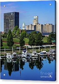 Augusta Ga Savannah River 3 Acrylic Print