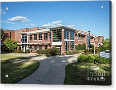 Augusta University Student Activity Center Ga Acrylic Print