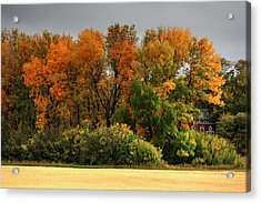 Autumn Is Nigh  Acrylic Print