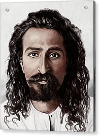 Avatar Meher Baba Acrylic Print