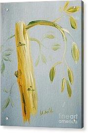 Avocado Tree  Acrylic Print