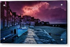 Back From The Shop Acrylic Print