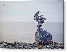 Balancing Art #11 Acrylic Print