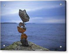 Balancing Art #13 Acrylic Print