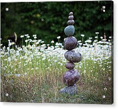 Balancing Art #15 Acrylic Print