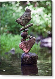 Balancing Art #16 Acrylic Print
