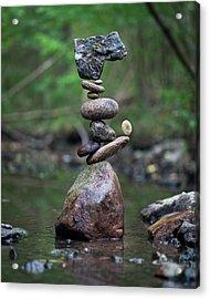 Balancing Art #18 Acrylic Print