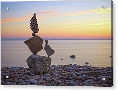 Balancing Art #21 Acrylic Print