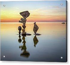 Balancing Art #26 Acrylic Print