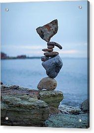Balancing Art #31 Acrylic Print