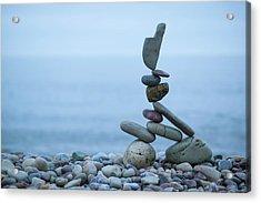 Balancing Art #32 Acrylic Print