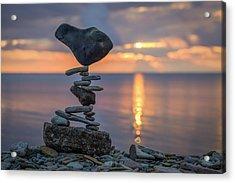 Balancing Art #36 Acrylic Print