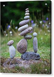 Balancing Art #44 Acrylic Print