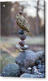 Balancing Art #53 Acrylic Print
