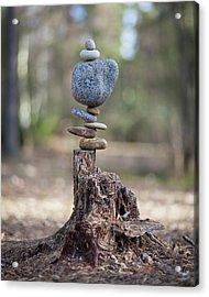 Balancing Art #58 Acrylic Print