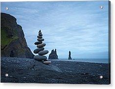 Balancing Art #59 Acrylic Print