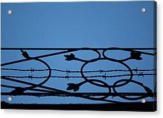 Barrier Acrylic Print