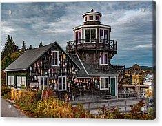 Acrylic Print featuring the photograph Bass Harbor by Rick Hartigan