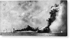 Battle Of Jutland Acrylic Print by Hulton Archive
