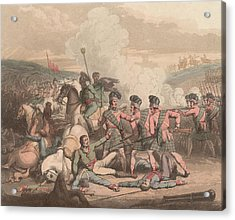Battle Of Vimeiro Acrylic Print by Hulton Archive