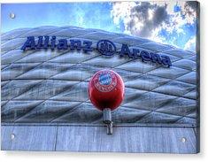 Bayern Munich Allianz Arena  Acrylic Print