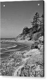 Acrylic Print featuring the photograph Beach 4 by Jeni Gray