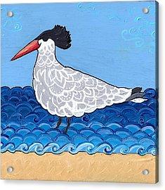 Beach Bird 3 Acrylic Print