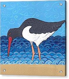 Beach Bird 4 Acrylic Print