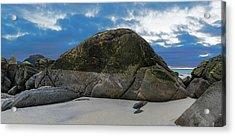 Beach Details Acrylic Print