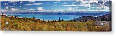 Bear Lake Panoramic Acrylic Print